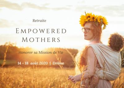 Retraite Empowered Mothers